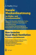 Nasale Maskenbeatmung im Kindes- und Erwachsenenalter