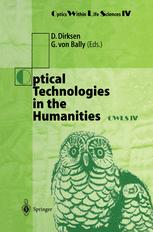 Optical Technologies in the Humanities