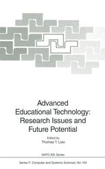 Advanced Educational Technology: Research Issues and Future Potential