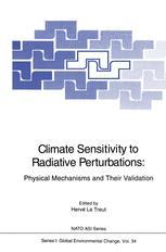 Climate Sensitivity to Radiative Perturbations