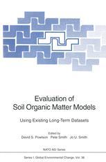 Evaluation of Soil Organic Matter Models