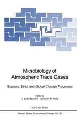 Microbiology of Atmospheric Trace Gases