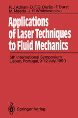 Applications of Laser Techniques to Fluid Mechanics