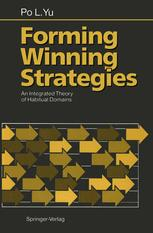 Forming Winning Strategies