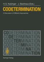 Codetermination