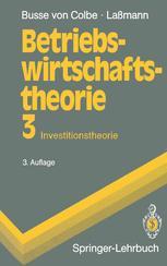 Betriebswirtschaftstheorie