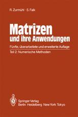 Matrizen und ihre Anwendungen für Angewandte Mathematiker, Physiker und Ingenieure