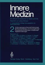 Innere Medizin. Ein Lehrbuch fär Studierende der Medizin und Ärzte