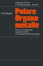 Struktur und Reaktivität polarer Organometalle