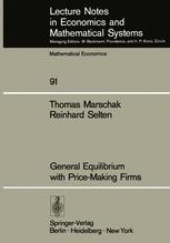 General Equilibrium with Price-Making Firms
