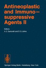 Antineoplastic and Immunosuppressive Agents