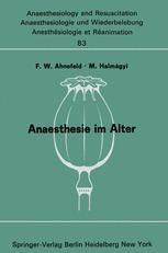 Anaesthesie im Alter