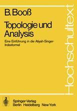 Topologie und Analysis
