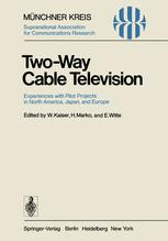 Two-Way Cable Television