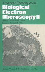 Advanced Techniques in Biological Electron Microscopy II