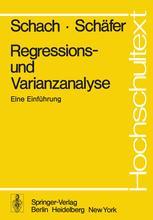 Regressions- und Varianzanalyse