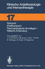 Rohypnol (Flunitrazepam) Pharmakologische Grundlagen - Klinische Anwendung