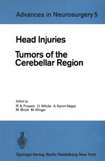 Head Injuries. Tumors of the Cerebellar Region
