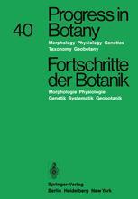 Progress in Botany/Fortschritte der Botanik