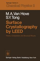 Surface Crystallography by LEED