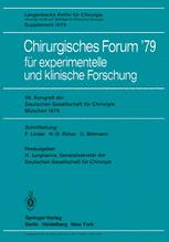 Chirurgisches Forum '79