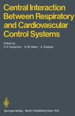 Central Interaction Between Respiratory and Cardiovascular Control Systems