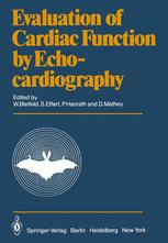 Evaluation of Cardiac Function by Echocardiography