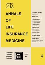 Annals of Life Insurance Medicine 6