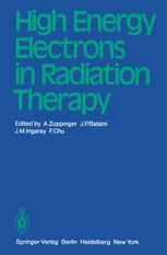 High Energy Electrons in Radiation Therapy