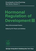 Hormonal Regulation of Development III