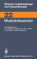 Muskelrelaxanzien