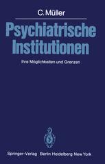 Psychiatrische Institutionen
