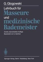 Lehrbuch für Masseure und medizinische Bademeister