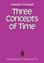 Three Concepts of Time
