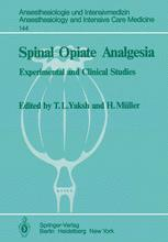 Spinal Opiate Analgesia