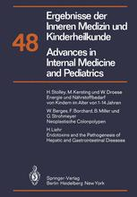 Ergebnisse der Inneren Medizin und Kinderheilkunde/Advances in Internal Medicine and Pediatrics