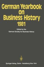 German Yearbook on Business History 1981