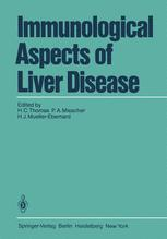 Immunological Aspects of Liver Disease
