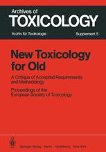 New Toxicology for Old