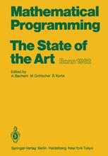 Mathematical Programming The State of the Art