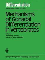Mechanisms of Gonadal Differentiation in Vertebrates