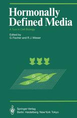Hormonally Defined Media