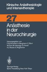 Anästhesie in der Neurochirurgie