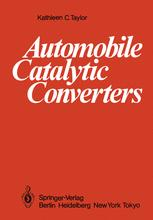 Automobile Catalytic Converters