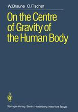 On the Centre of Gravity of the Human Body
