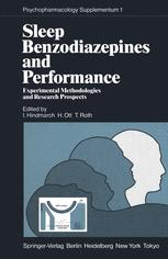 Sleep, Benzodiazepines and Performance