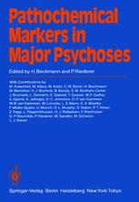 Pathochemical Markers in Major Psychoses