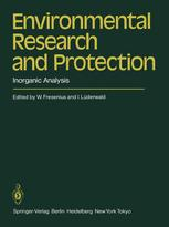 Environmental Research and Protection