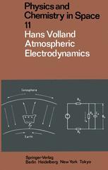 Atmospheric Electrodynamics