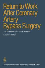 Return to Work After Coronary Artery Bypass Surgery